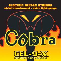 CEL-9-X Cobra snarenset...