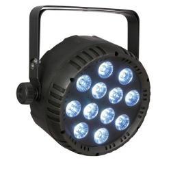 Club Par 12/4 RGBW  12x 4-in-1-LED's