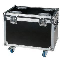 Eventspot 1800 Q4 Set van 6 spots in flightcase