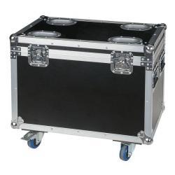 Flightcase voor 6 x Eventspot 1800 Q4