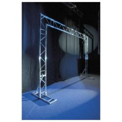 Mobile DJ Truss Stand