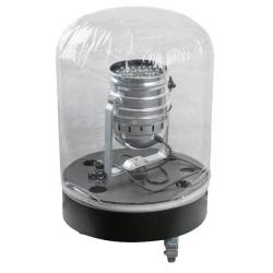 Outdoor dome for LED Parcan...