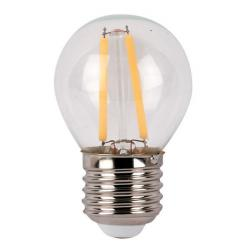 LED Bulb Clear WW E27
