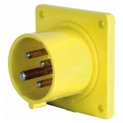 CEE Form 16A 4 Pin Socket Male
