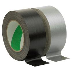Stage Tape Zwart 50mm. / 25mtr.