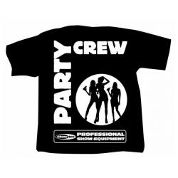 Showtec T-Shirt Partycrew
