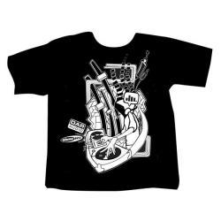 DAP/Showtec t-shirt