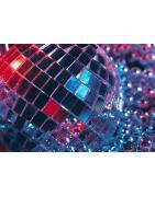 Rombouts Showequipment B.V. Spiegelballen en accessoires gebruikt